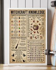 Witchcraft Witchery Knowledge 16x24 Poster lifestyle-poster-4