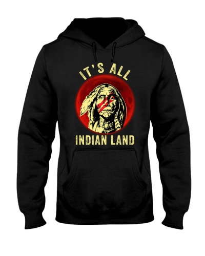 Native American Indian Land