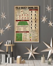 Field Hockey Knowledge Sport 16x24 Poster lifestyle-holiday-poster-1