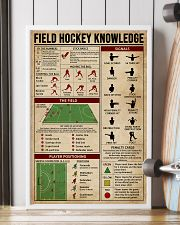 Field Hockey Knowledge Sport 16x24 Poster lifestyle-poster-4