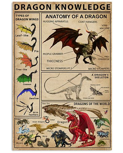 Dragon Knowledge Mythical