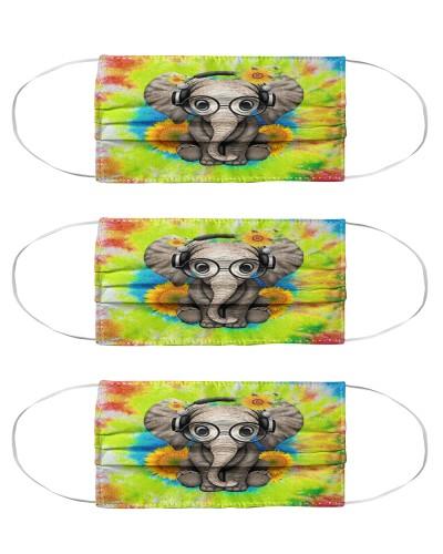 Elephant Tie Dye