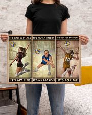 Volleyball It's Not A Phase 24x16 Poster poster-landscape-24x16-lifestyle-20
