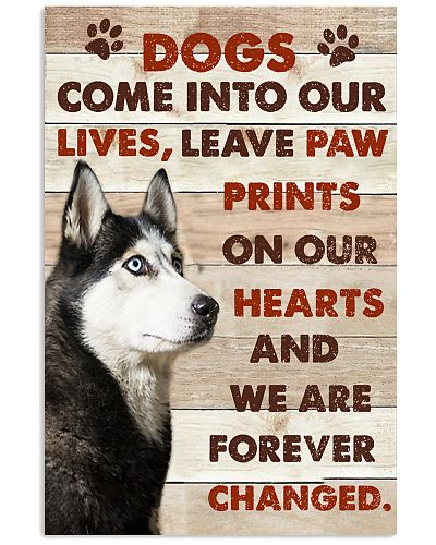 Husky Come Into Our Lives