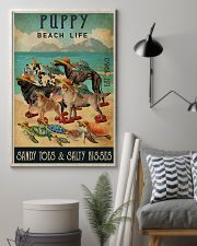 Turtle Beach Life Puppy 16x24 Poster lifestyle-poster-1