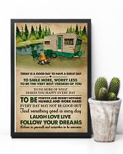 Remember To Be Awesome Camping 11x17 Poster lifestyle-poster-8