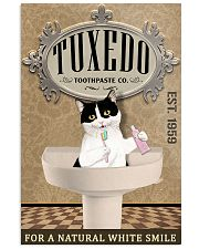 Tuxedo Toothpaste Co Cat Lover 11x17 Poster front