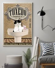Tuxedo Toothpaste Co Cat Lover 11x17 Poster lifestyle-poster-1