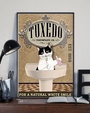 Tuxedo Toothpaste Co Cat Lover 11x17 Poster lifestyle-poster-2
