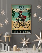 Cycling Club Goat 11x17 Poster lifestyle-holiday-poster-1
