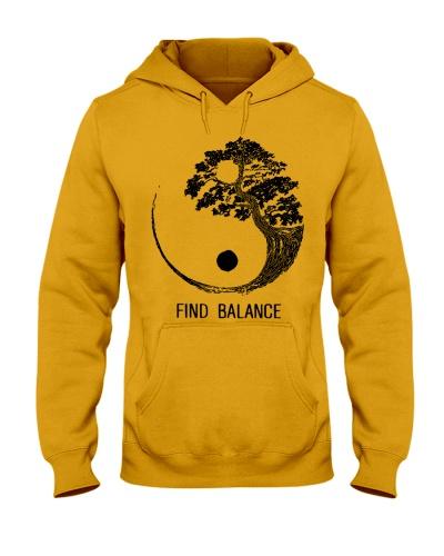 Yoga Tree Find Balance