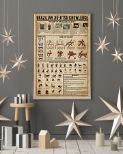 Brazilian Jiu-Jitsu Knowledge 16x24 Poster lifestyle-holiday-poster-1