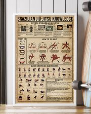 Brazilian Jiu-Jitsu Knowledge 16x24 Poster lifestyle-poster-4