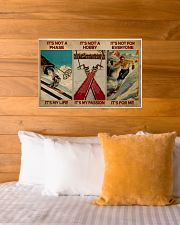 It's Not A Phase Skiing 24x16 Poster poster-landscape-24x16-lifestyle-27