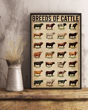 Breeds Of Cattle 16x24 Poster lifestyle-poster-3