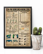 Ten-pin Bowling Knowledge 11x17 Poster lifestyle-poster-8