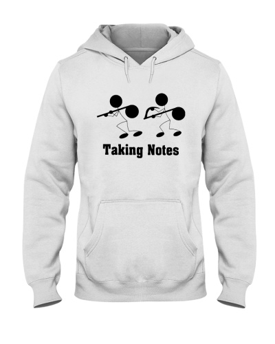 Taking Notes Musician