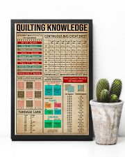 Cheat Sheets Quilting 11x17 Poster lifestyle-poster-8