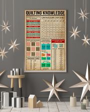 Cheat Sheets Quilting 16x24 Poster lifestyle-holiday-poster-1