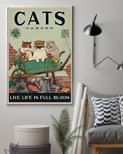Cats Garden 11x17 Poster lifestyle-poster-1
