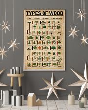 Types Of Wood Carpentry 16x24 Poster lifestyle-holiday-poster-1