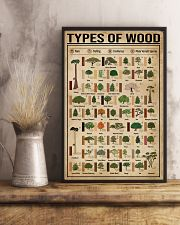 Types Of Wood Carpentry 16x24 Poster lifestyle-poster-3