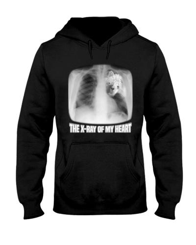 X-Ray Of My Heart Alpaca