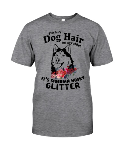 This Isn't Dog Hair Siberian Husky