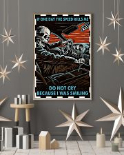 Skeleton Racing If One Day The Speed Kill Me 16x24 Poster lifestyle-holiday-poster-1