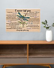 Never Left You Dragonfly 24x16 Poster poster-landscape-24x16-lifestyle-25
