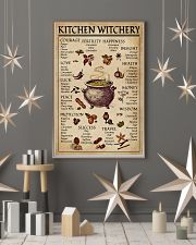 Kitchen Witchery 11x17 Poster lifestyle-holiday-poster-1
