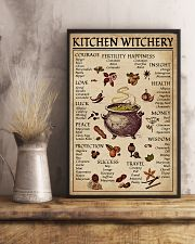 Kitchen Witchery 16x24 Poster lifestyle-poster-3
