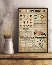 Cattle Feeding Knowledge 11x17 Poster lifestyle-poster-3