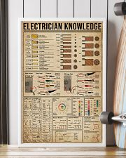 Knowledge Electrician 16x24 Poster lifestyle-poster-4