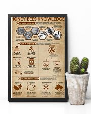 Honey Bees Knowledge Bee 11x17 Poster lifestyle-poster-8