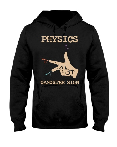 Physics Gangster Sign