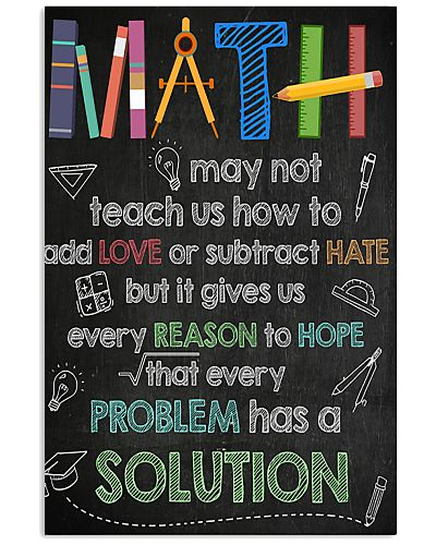 Teacher Math Teach Us