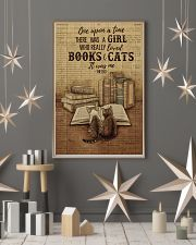Pallet Dictionary Books Cats Once Upon A Time 11x17 Poster lifestyle-holiday-poster-1