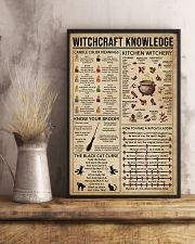 Witchcraft Witchery Knowledge 11x17 Poster lifestyle-poster-3