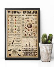 Witchcraft Witchery Knowledge 11x17 Poster lifestyle-poster-8