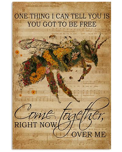 Music Sheet  Come Together Bee