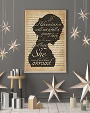 A Young Lady Jane Austen 11x17 Poster lifestyle-holiday-poster-1