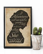 A Young Lady Jane Austen 11x17 Poster lifestyle-poster-8