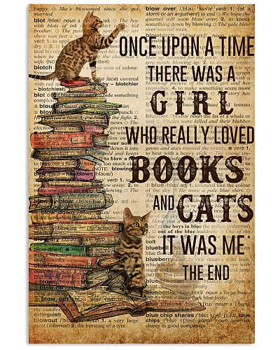 Books And Cats Once Upon A Time