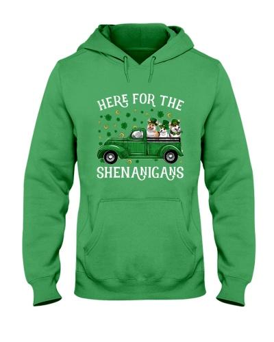 Here For The Shenanigans Corgi
