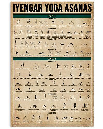 Iyengar Yoga Asanas