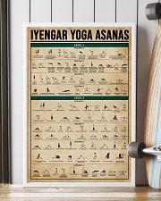 Iyengar Yoga Asanas 16x24 Poster lifestyle-poster-4
