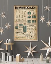 Swimming Knowledge Sport 11x17 Poster lifestyle-holiday-poster-1