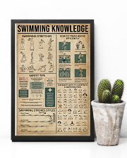 Swimming Knowledge Sport 11x17 Poster lifestyle-poster-8