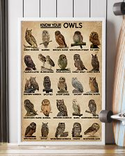 Know Your Owls 16x24 Poster lifestyle-poster-4